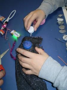 Un'attività di SDR a scuola