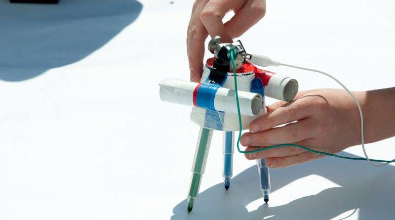 SundayBot: le domeniche del Tinkering!