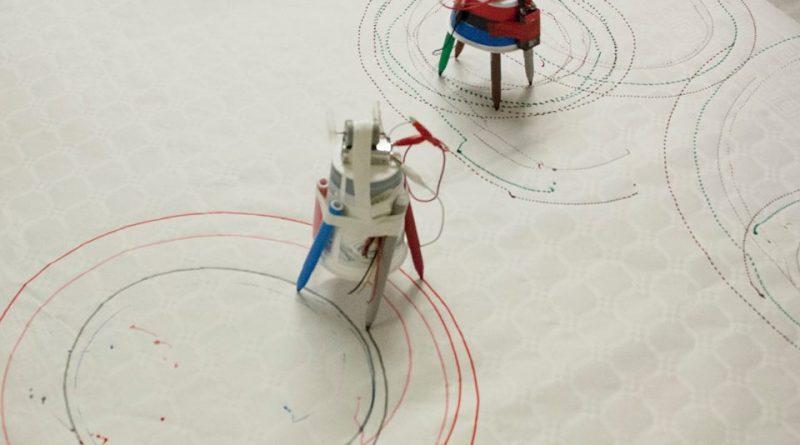 Non solo le solite Scribbling Machines!